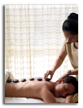 ОАЭ. Дубаи. Raffles Dubai. Raffles Spa Treatment