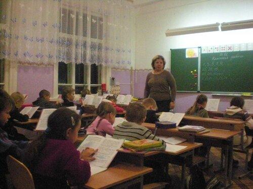 Открытые уроки в начальной школе п. Максатиха