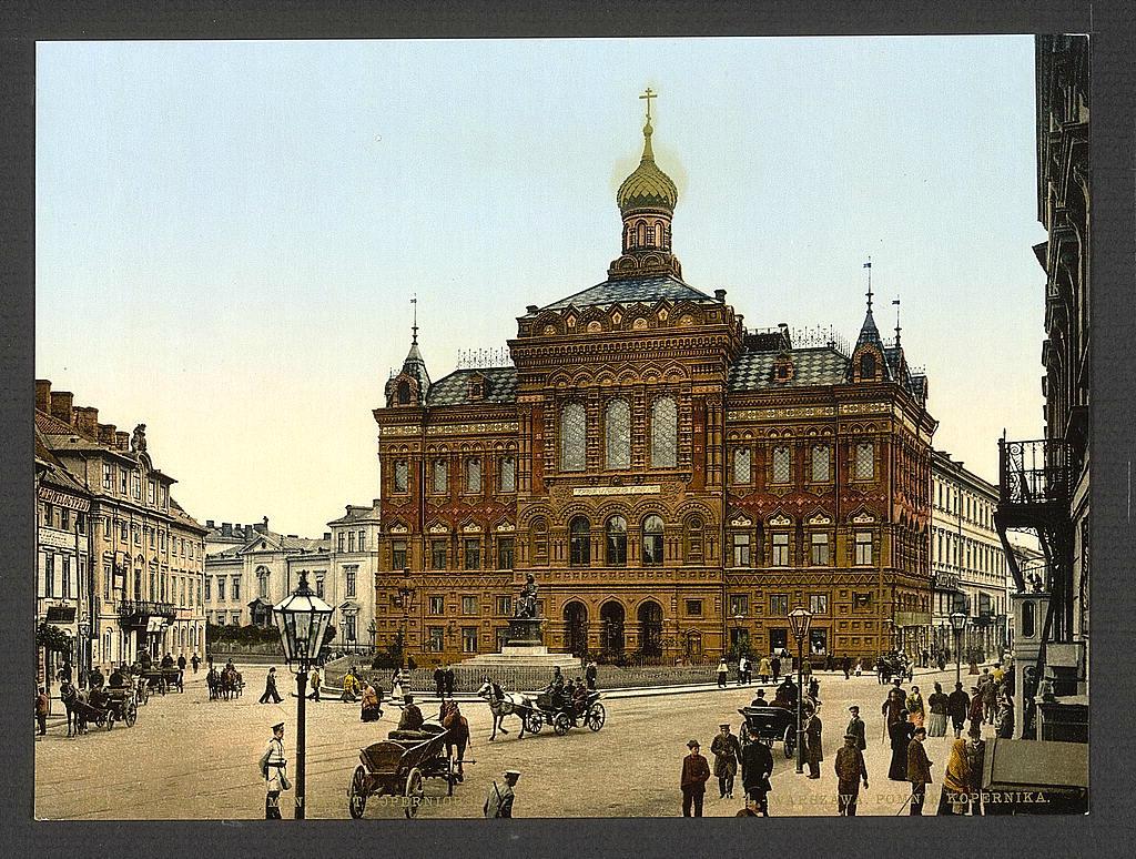 Польша и Восточная Пруссия в 1890 -1900 годах. 0_7c525_7a04c635_orig
