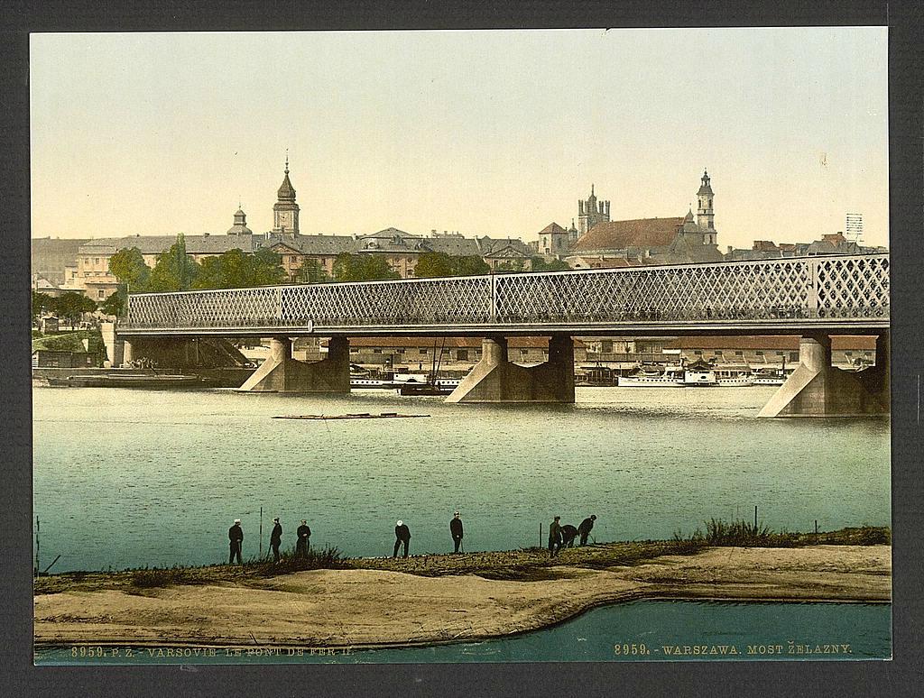 Польша и Восточная Пруссия в 1890 -1900 годах. 0_7c52b_6de87122_orig