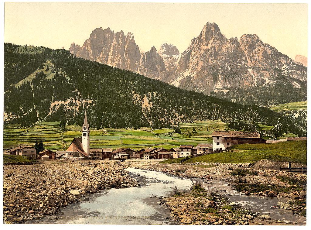 Австрия. Тироль 1890 - 1900 гг 0_80af2_dc8fdaee_orig