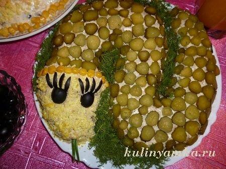 салат змайка с фото
