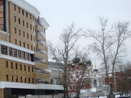 День #097. Церковь рядом с Балчугом