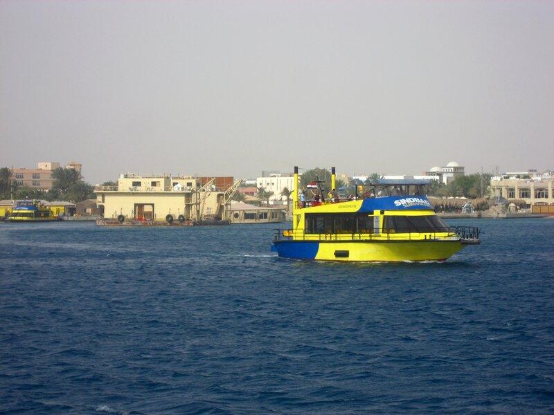 Эль-Гуна - Египетская Венеция - Техника, Спорт, Море, Города - el-gouna, egypt