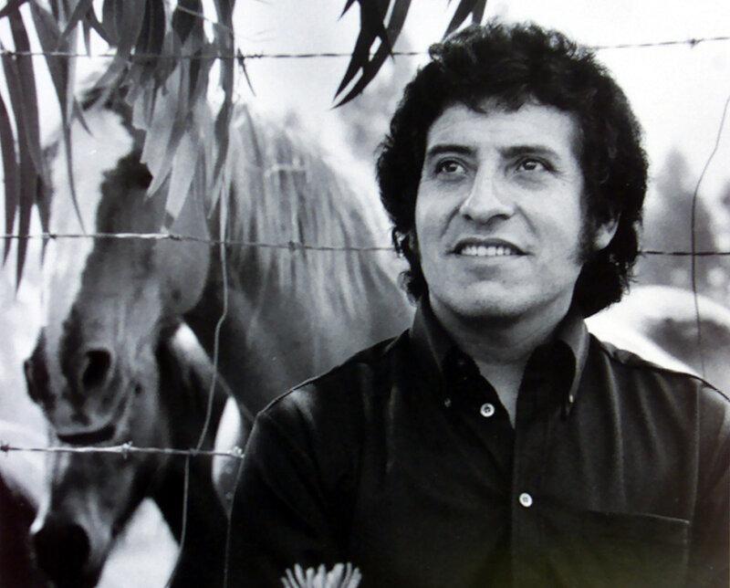 UNDATED FILE PHOTO OF CHILEAN SINGER VICTOR JARA