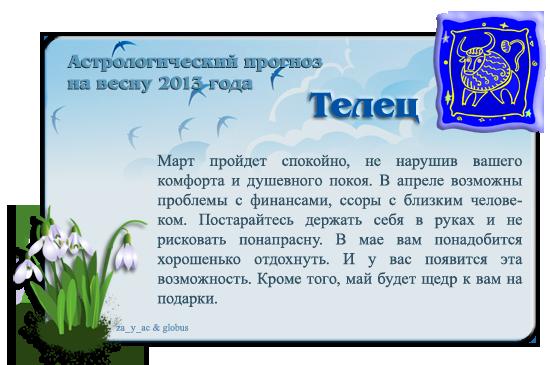 Что весна нам обещает? )))