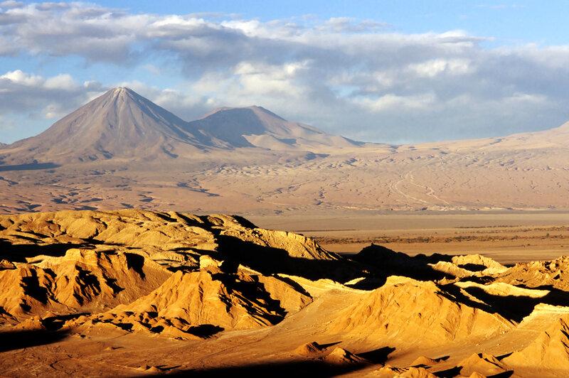 Chilean Atacama Desert