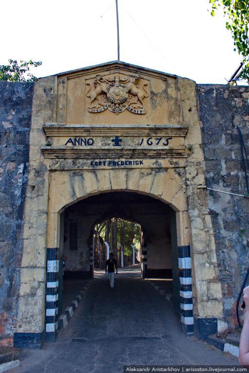 Шри-Ланка_Форт Фредерик_06
