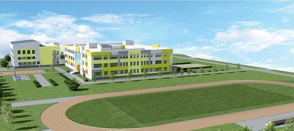 В мкр. Зиновы появится современная школа за 500 млн. рублей