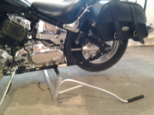 подкат для мотоцикла honda