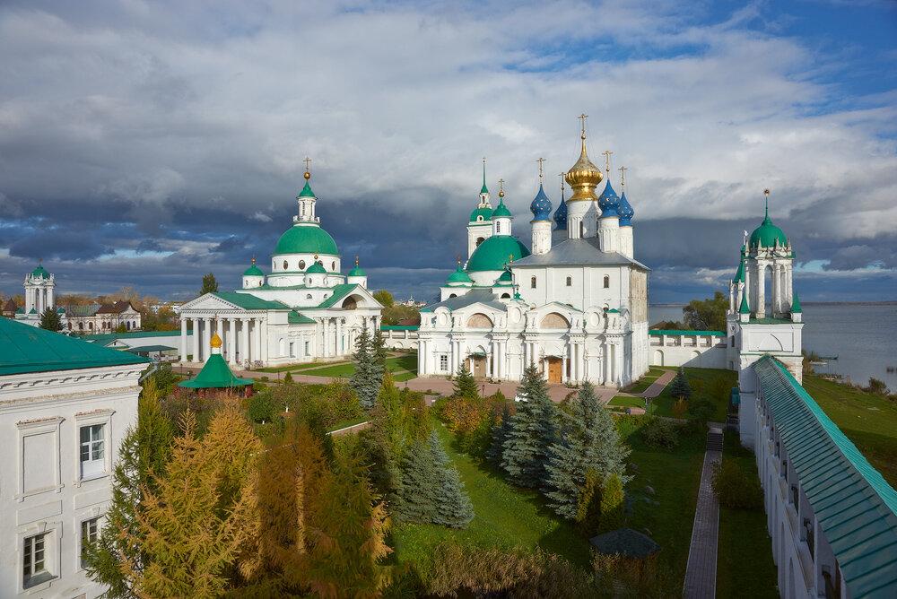 Ростов, Спасо-Яковлев монастырь