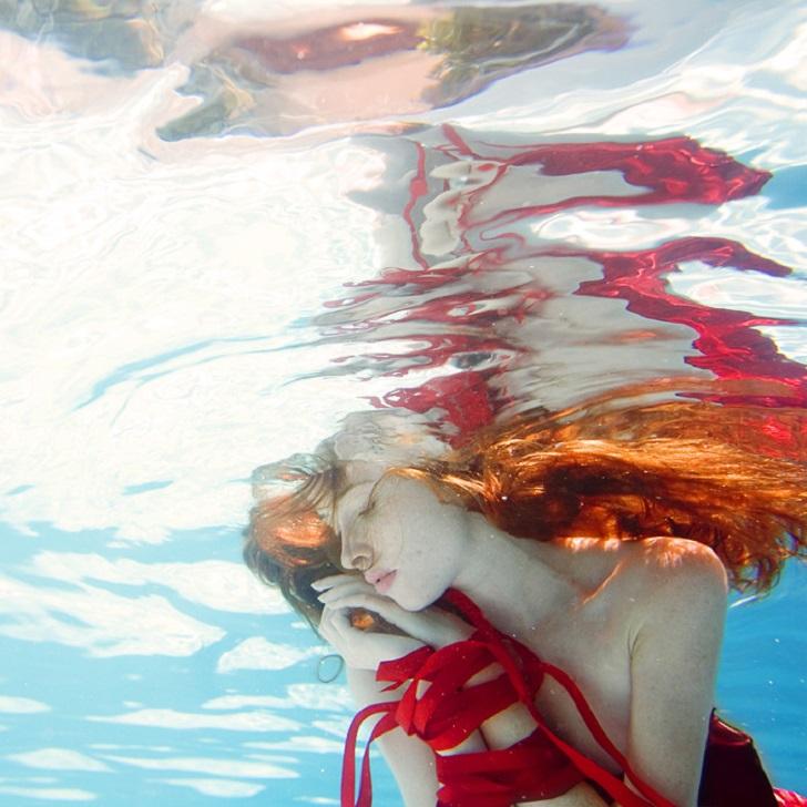 Магия под водой