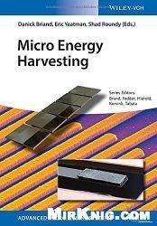 Micro Energy Harvesting (Advanced Micro and Nanosystems)