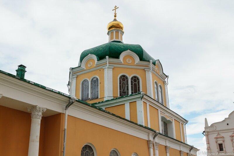 Христорождественский собор, Рязанский кремль