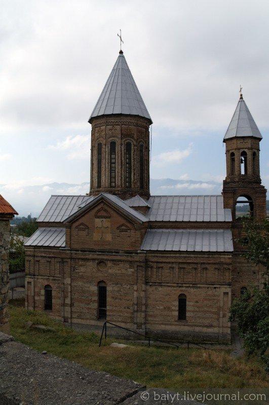 Церковь св. Георгия в Сурами