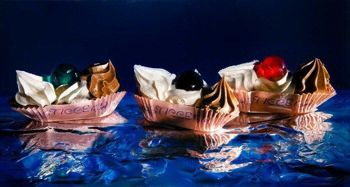Маленькие удовольствия итальянского художника Луиджи Бенедиченти