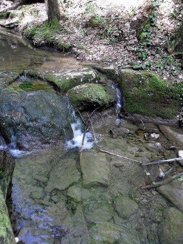 К водопадам по тропе туристической