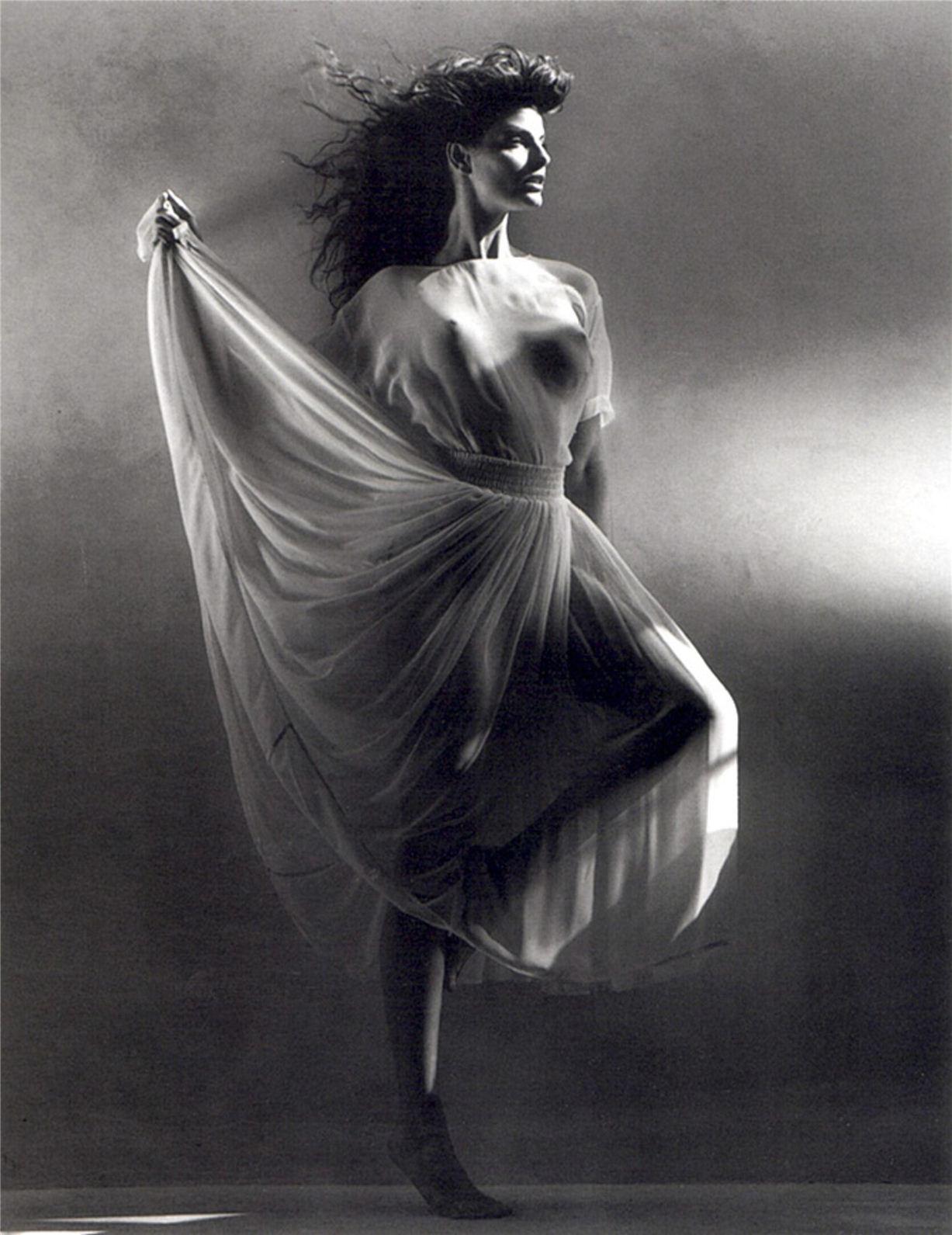 Joan Severance / Джоан Северанс - портрет фотографа Грега Гормана / Greg Gorman