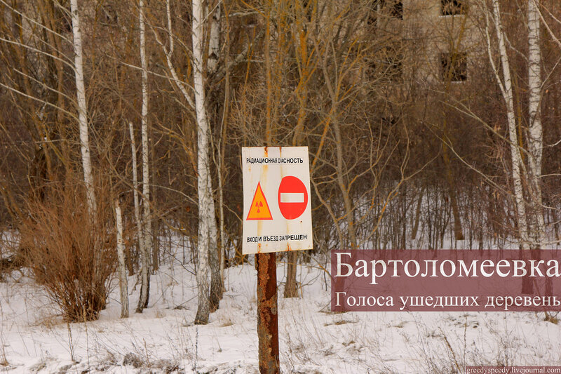 деревня Бартоломеевка, Ветковский район, Гомельская область