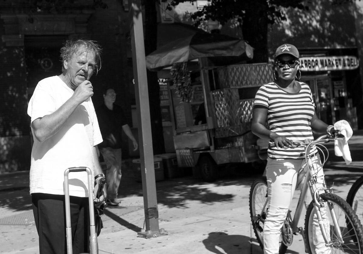 Неулыбчивая Америка: Черно-белая жизнь в бедных кварталах современного Балтимора (7)