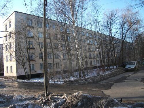 2-я Комсомольская ул. 36к2