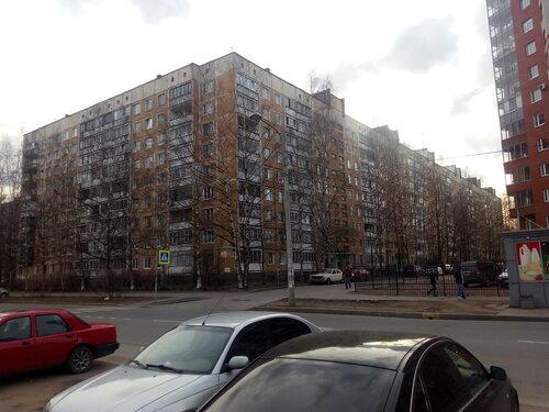 ул. Черкасова 12к1