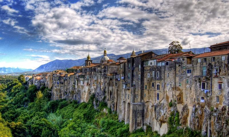 Великая итальянская стена