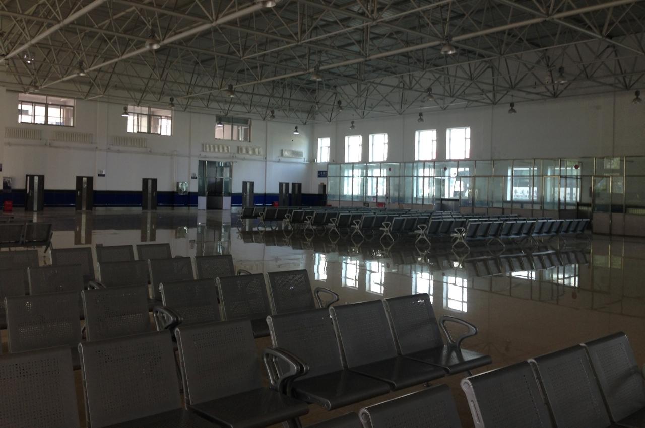 Международный автовокзал Суйфэнхэ
