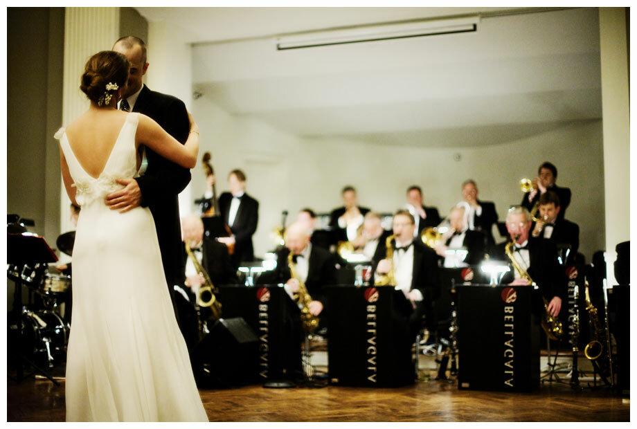 свадебные фотографии с ансаблем