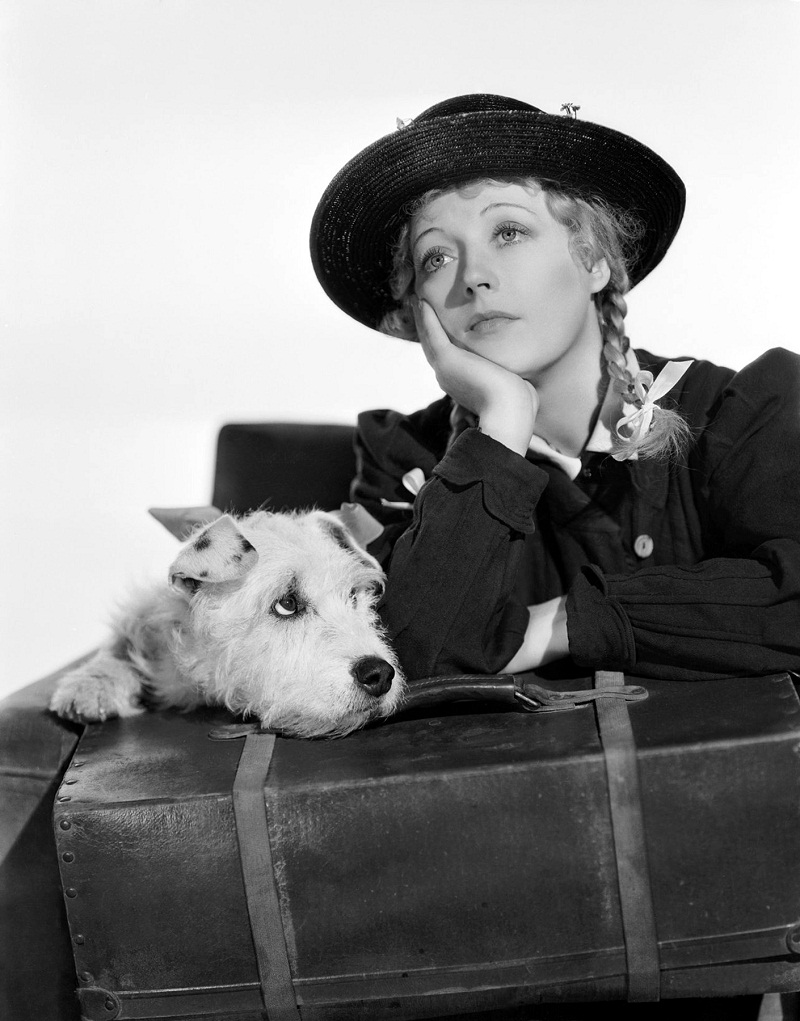 16th February 1933: Marion Davies (1897 - 1961) stars as Irish heiress Peg O'Connell in 'Peg O' My Heart'.