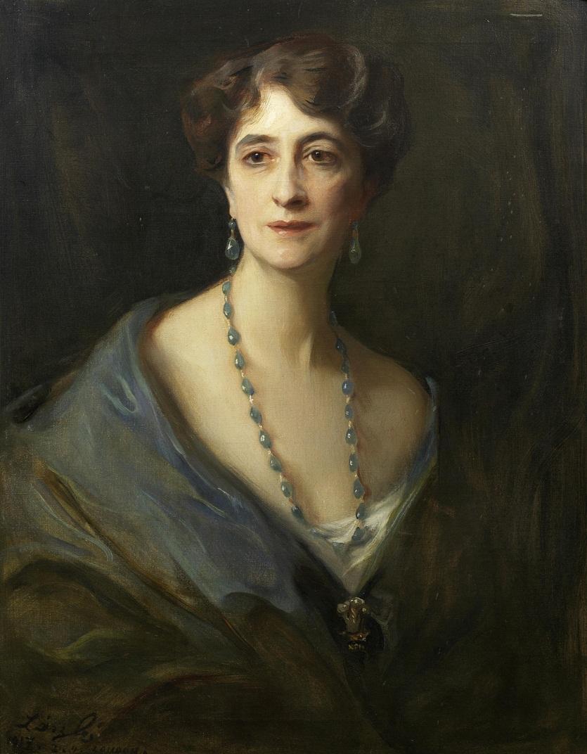 1917_Портрет леди Бинг, урожденной Мари Эвелин Мортон
