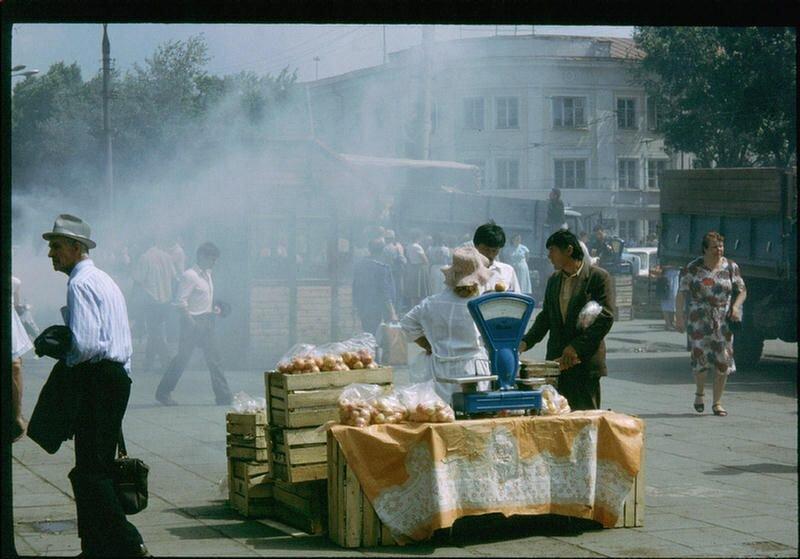 130. На иркутском рынке