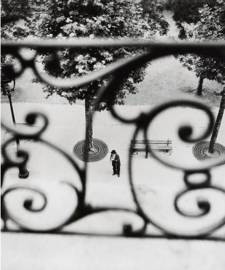 1946. Бульвар Ришар Ленуар. Париж