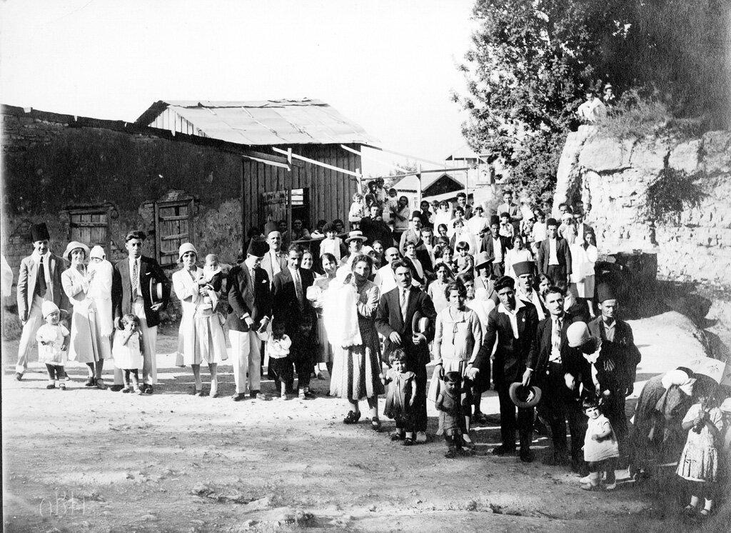 Свадьба в Бейрутском приюте