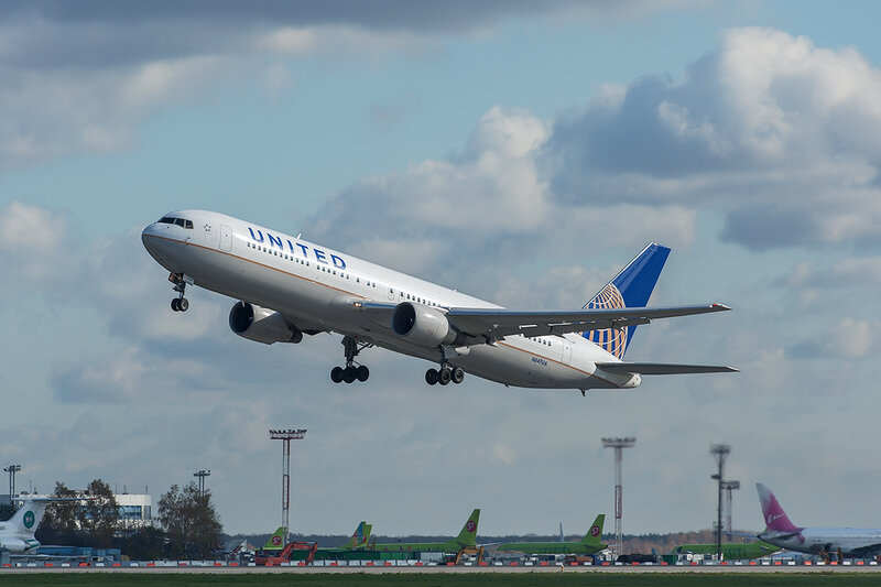 Boeing 767-322ER (N647UA) United Airlines DSC6852