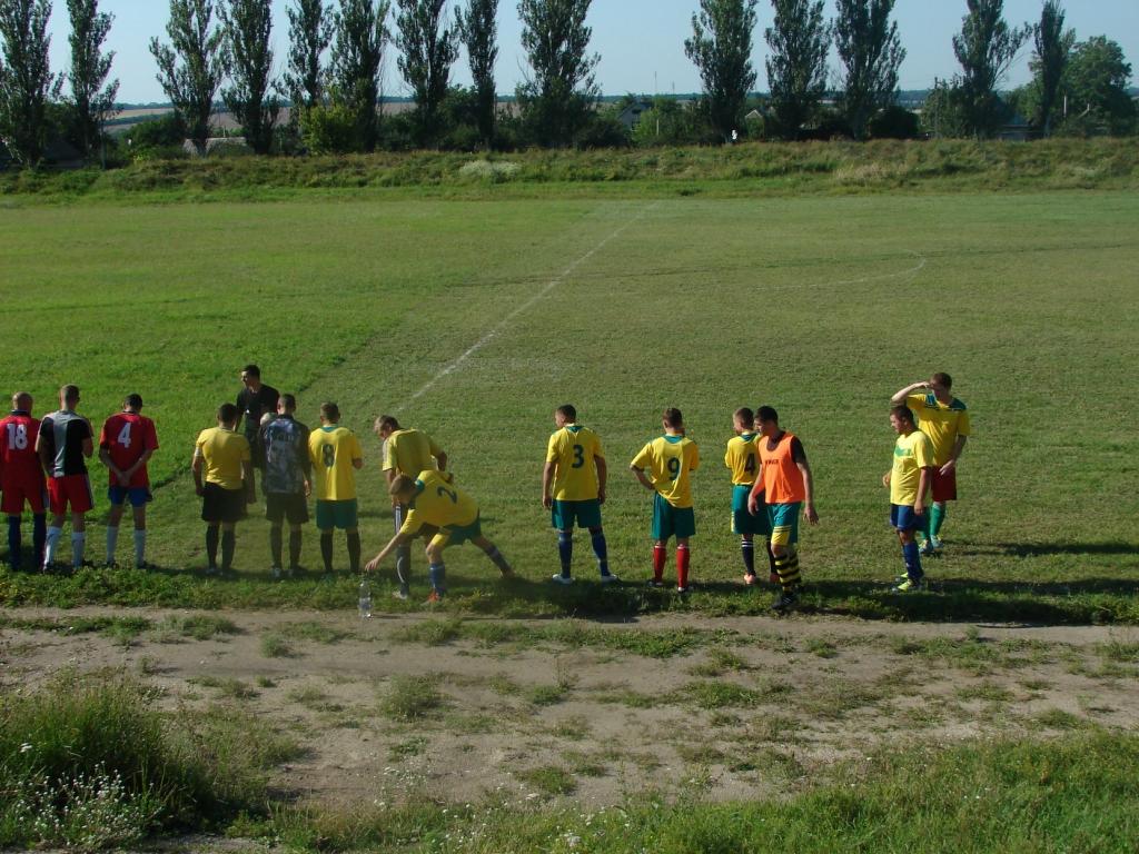 Низовий футбол неозброєними оком. Виїзд на матч чемпіонату району - изображение 40