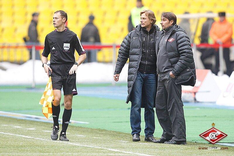 «Спартак» vs «Локомотив» 0:0 Премьер-лига 2012-2013 (Фото)