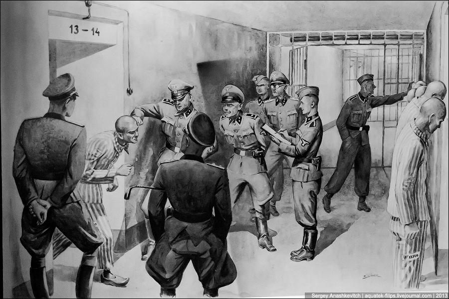 Рисунки узников Освенцима. 0_b8501_5c12c344_orig