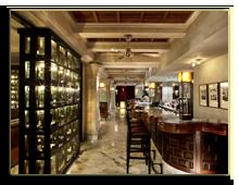 Малайзия. The Westin Kuala Lumpur. Qba - Wine Bar