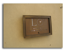 Италия. Флоренция. Hotel L'orologio