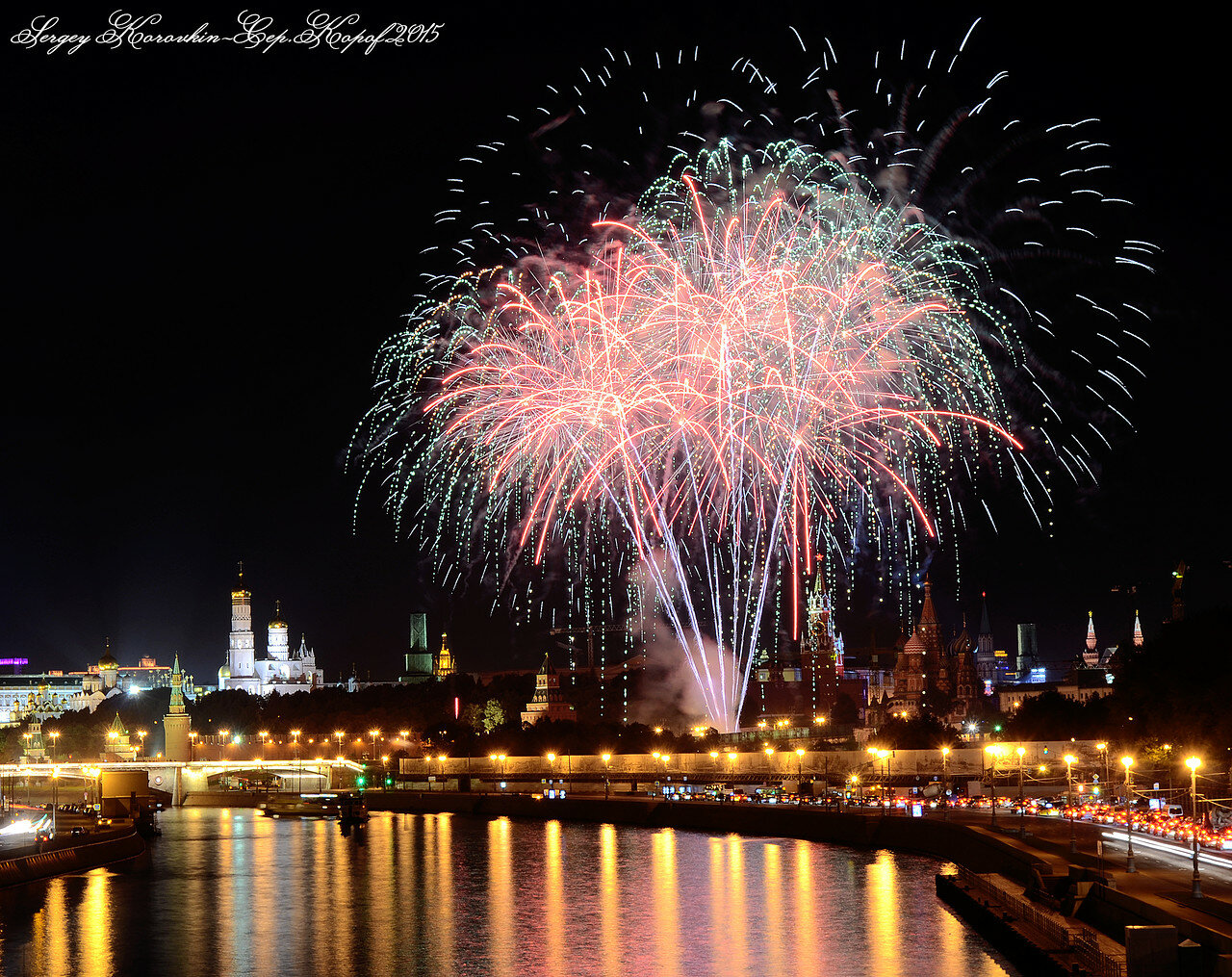 Салют фестиваля Спасская Башня 2015 №22