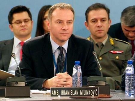 НАТО лишилось посла Сербии из-за самоубийства по не выясненным обстоятельствам
