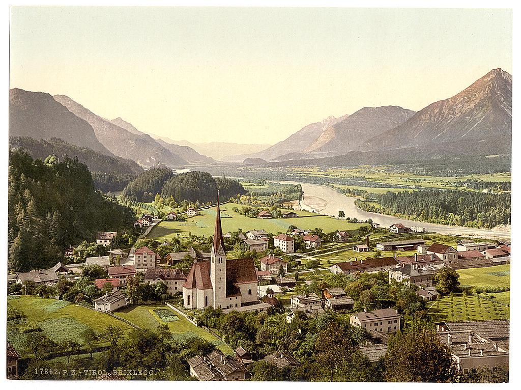 Австрия. Тироль 1890 - 1900 гг 0_80aef_69b7e8e2_orig
