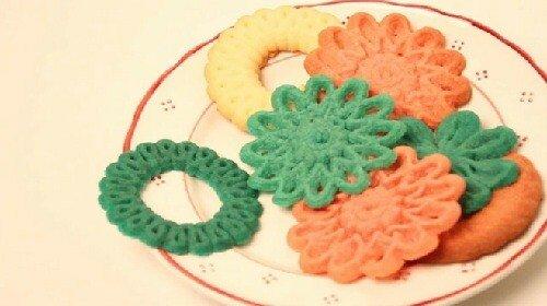 3D-печать печенья к рождеству