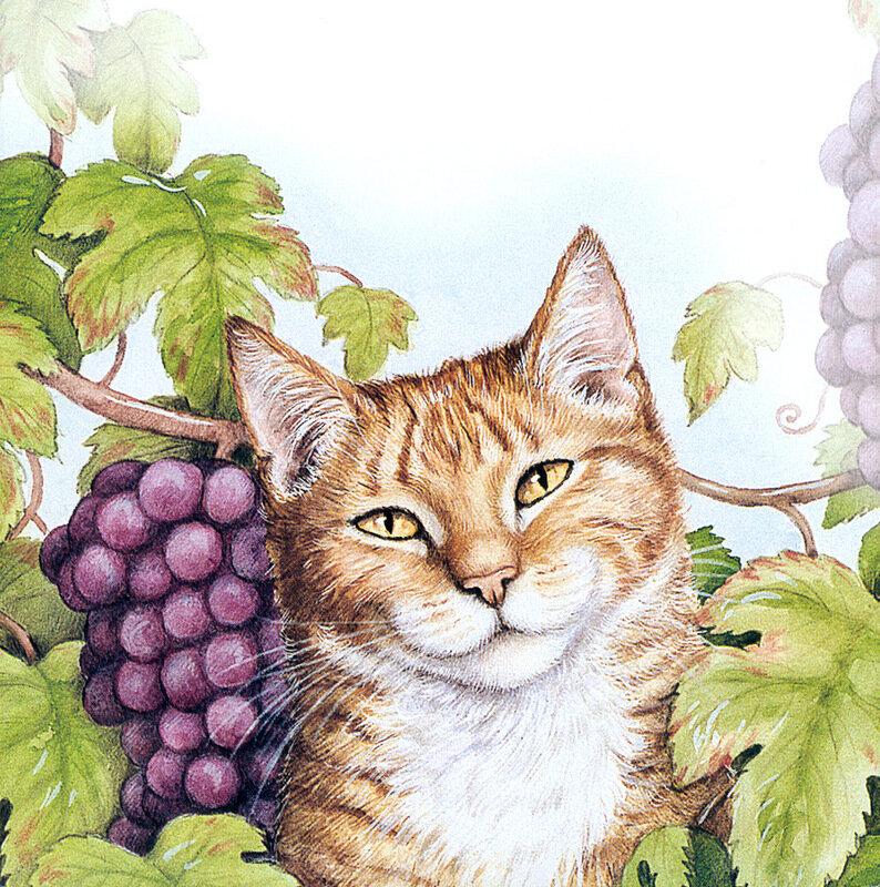 Позитивные и очаровательные кошки Debbie Cook