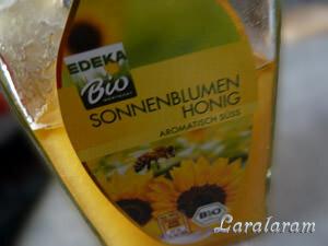 Мёд для фруктово-кефирного коктейля