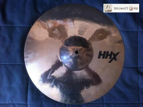 Продам Sabian HHX Studio Crash