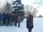 2012-02-03 - Годовщина освобождения ст. Кировской от фашистских захватчиков