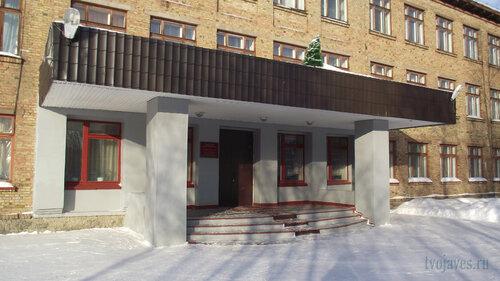 Фотография Инты №3865  Вход в Гимназию №3 Мира 14 19.02.2013_13:24
