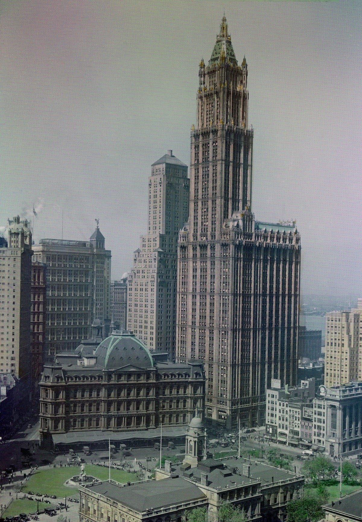 American Autochromes 1910-1930